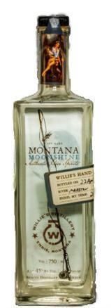 Willie's Distillery Montana Moonshine-Wine Chateau