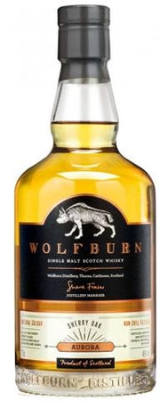 Wolfburn Scotch Single Malt Aurora