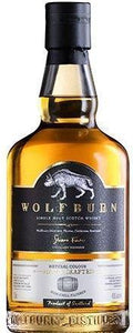 Wolfburn Scotch Single Malt-Wine Chateau