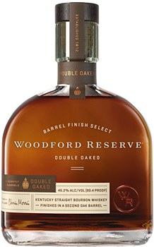 Woodford Reserve Bourbon Master's Collection Double Oaked