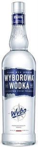 Wyborowa Vodka-Wine Chateau
