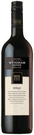 Wyndham Estate Shiraz Bin 555-Wine Chateau