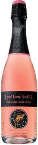 Yellow Tail Bubbles Pink-Wine Chateau