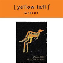Load image into Gallery viewer, Yellow Tail Merlot-Wine Chateau