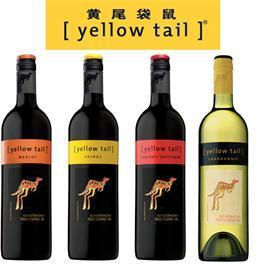 Yellow Tail Shiraz-Wine Chateau