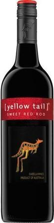 Yellow Tail Sweet Red Roo-Wine Chateau