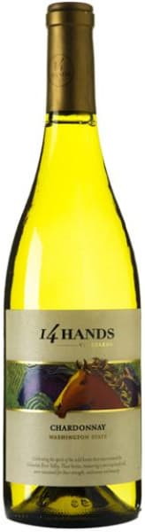14 Hands Winery Chardonnay 2017