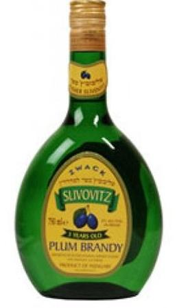 Zwack Brandy Plum Slivovitz Kosher-Wine Chateau