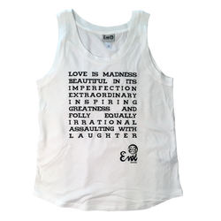 Madness Fashion Tank Top