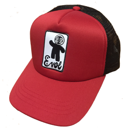 Retro Classic EhVul HERO Foam Trucker Hat