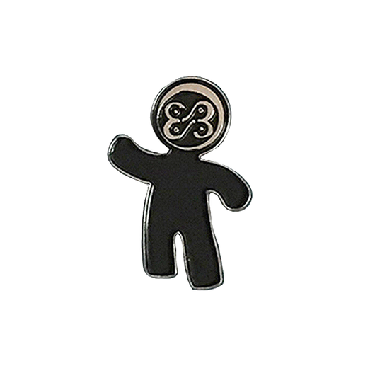 EhVul Enamel Stick/Lapel Pin