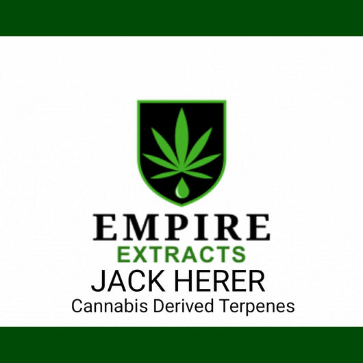 1.0ml JACK HERER Terpenes