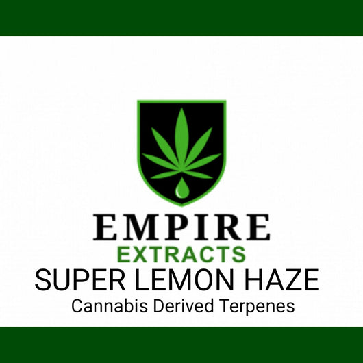 1.0ml SUPER LEMON HAZE Terpenes