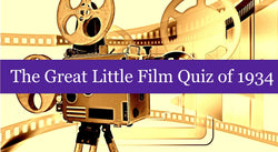 The Great Little Film Quiz of 1934