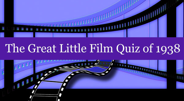 The Great Little Film Quiz of 1938