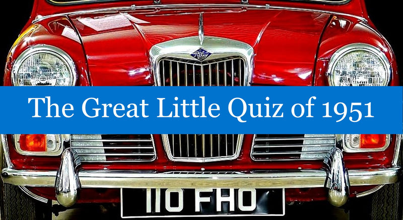 The Great Little Quiz of 1951