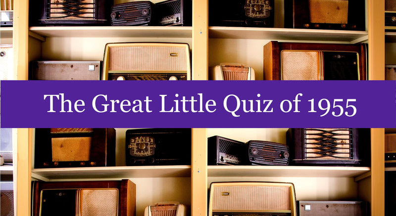 The Great Little Quiz of 1955