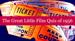 The Great Little Film Quiz of 1956