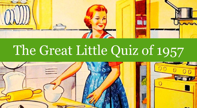 The Great Little Quiz of 1957