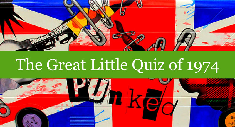 The Great Little Quiz of 1974