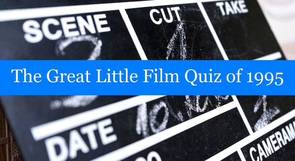 The Great Little Film Quiz of 1995