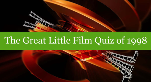 The Great Little Film Quiz of 1998