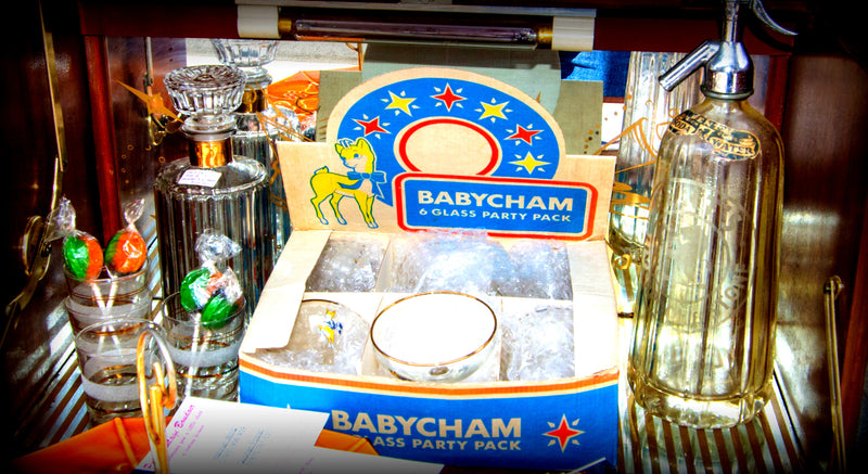 Nothing Sparkles Like Babycham!