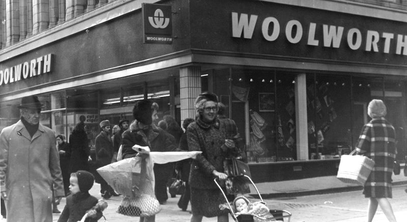 Top 10 High Street Shops of Yesteryear