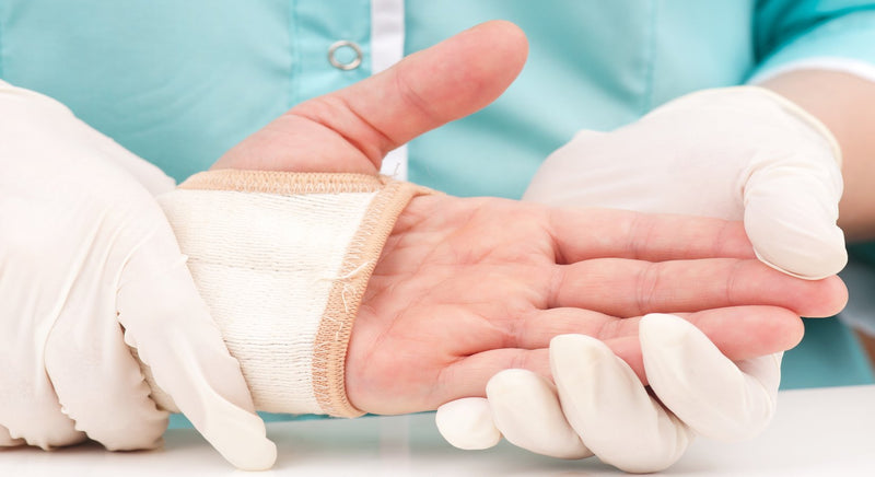 Arthritis and splinting