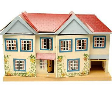Dolls house - 100 piece puzzle