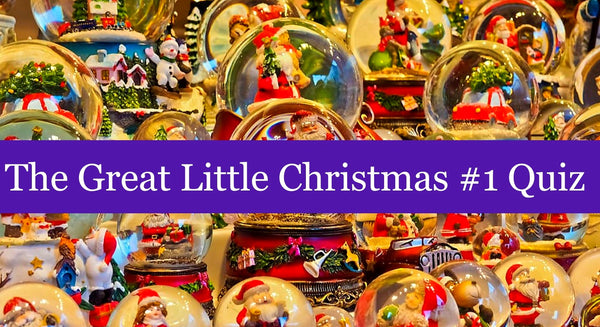 The Great Little Christmas #1 Quiz