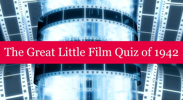 The Great Little Film Quiz of 1942