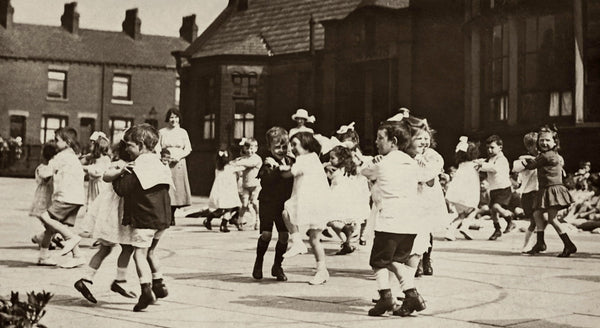 Playground Games, How Have They Stood The Test of Time?