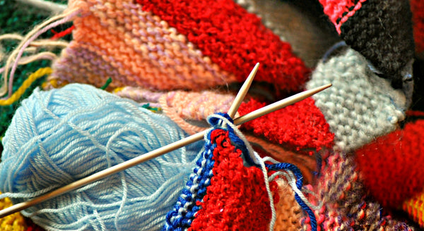 A Stitch in Time - Knitting Memories.