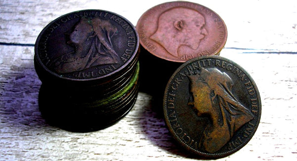 Florins, Tanners and Shillings the Yearning For Old Time Currency.