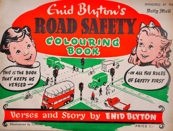 Road Safety in the 1950s