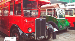 Double Decker Memories - 'Fares Please'