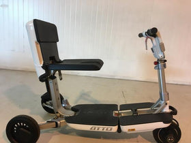 Pre-loved folding mobility scooters