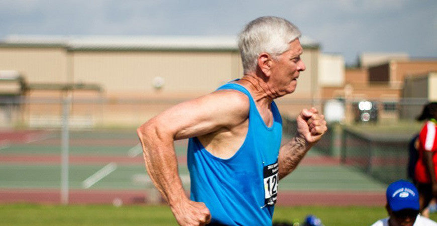 Eight tips for older runners