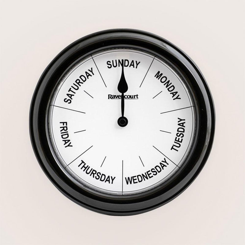 Dementia Days of the Week Clock