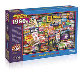 1980s Sweet Memories 1000pc Puzzle | Spring Chicken