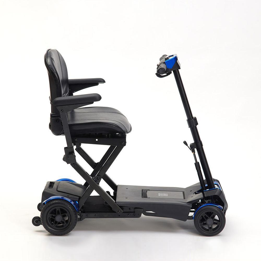 Drive 4 Wheel Auto Folding Mobility Scooter | Spring Chicken