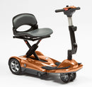 Drive Dual Front Wheel - Auto Folding Mobility Scooter