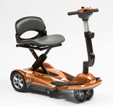 Drive Dual Front Wheel Auto Folding Mobility Scooter | Spring Chicken