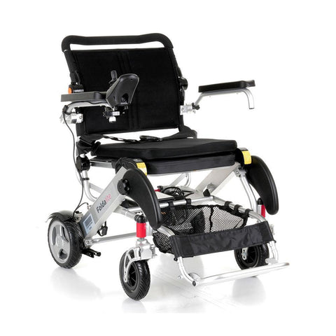 Foldalite Pro Electric Wheelchair