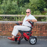 Foldalite Trekker Electric Wheelchair | Spring Chicken