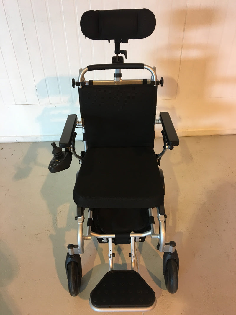 Freedom Electric Wheelchair Generic Headrest and Bracket
