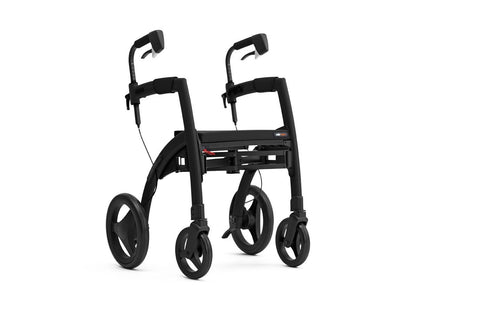 Rollz Motion Rollator Black