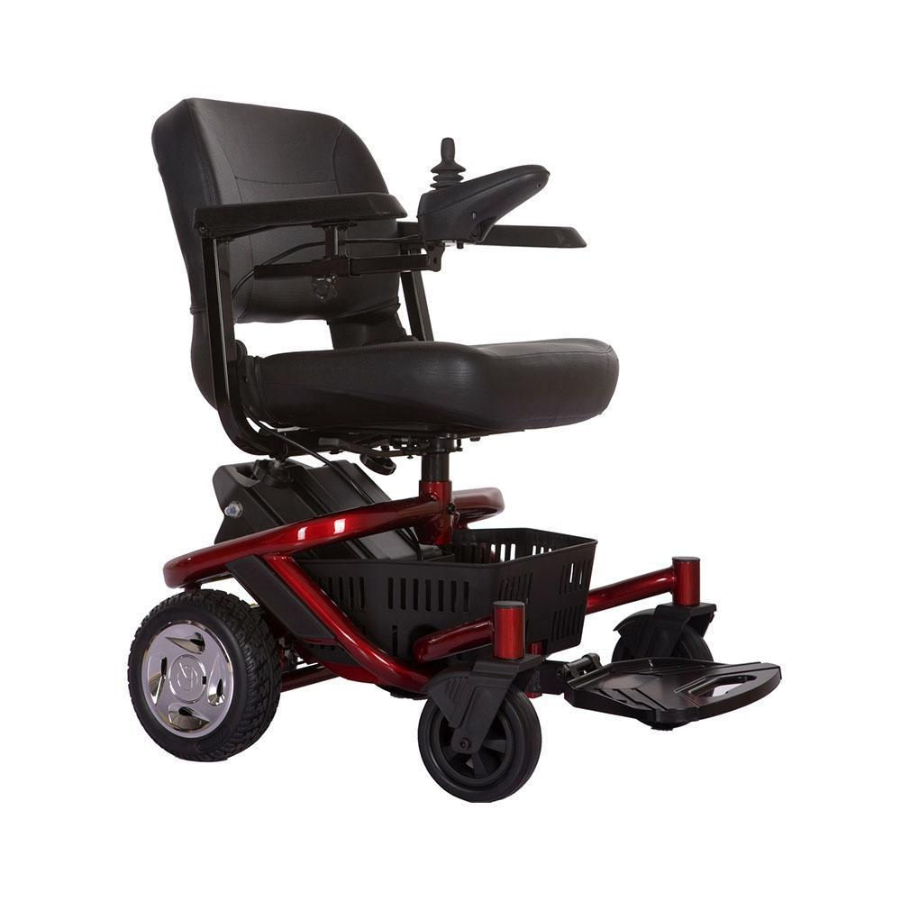 Travelux Quest Powerchair | Spring Chicken