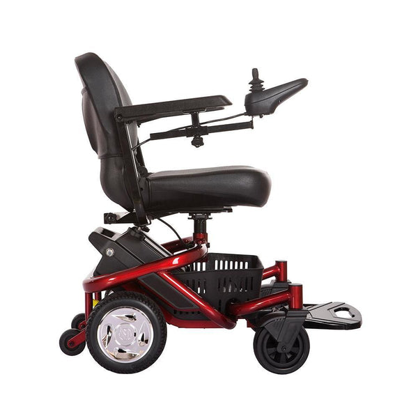 Buy Travelux Quest Powerchair At Spring Chicken